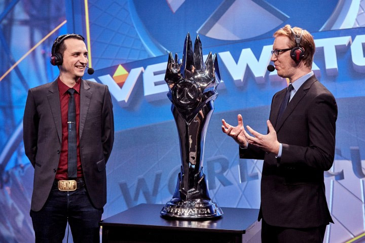 Trophée de l'Overwatch League de Blizzard