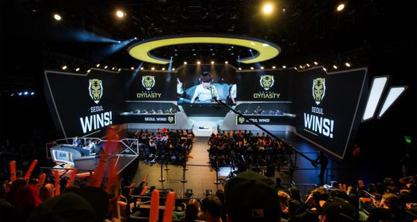 overwatch league : evenement retransmis le 13 janvier dans les meltdown