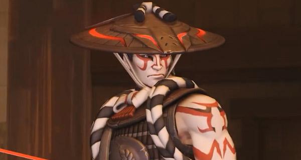 le skin legendaire hanzo kabuki devoilee sur la toile !