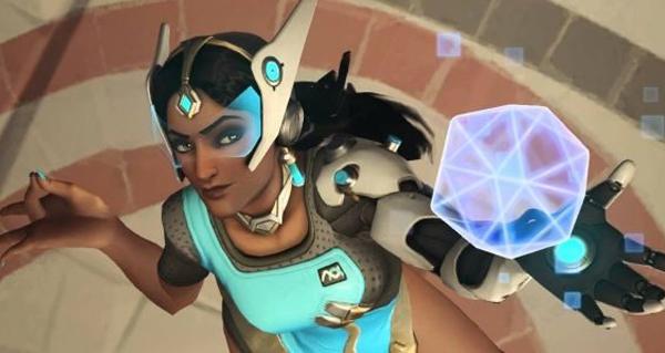 patch 1.25 : la refonte en details de symmetra l'heroine de defense