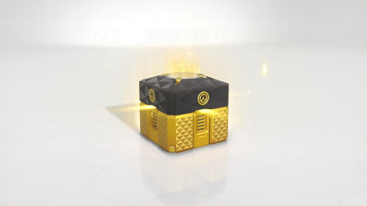 Un coffre à butin légendaire offert lors de votre première connexion