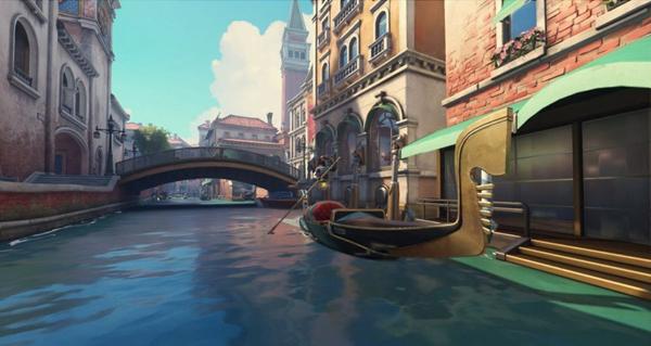 overwatch mode competitif : les nouveaux heros et maps sont introduits 2 semaines apres leur sortie