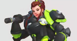Skin Brigitte - Houston Outlaws