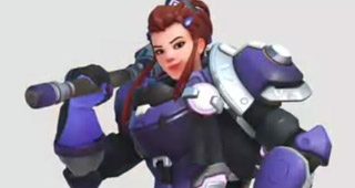 Skin Brigitte - Los Angeles Gladiators