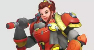 Skin Brigitte - San Francisco Shock