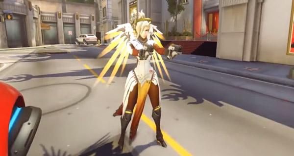 vous revez de voir ange avec deux armes ? blizzard l'imagine pour vous !