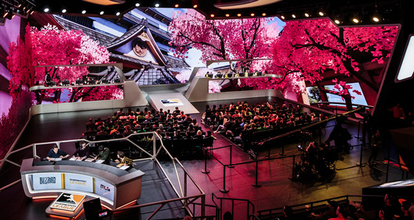 overwatch league : blizzard met en place un pass pour la saison inaugurale a 600 dollars
