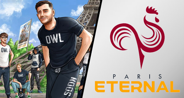 paris eternal :