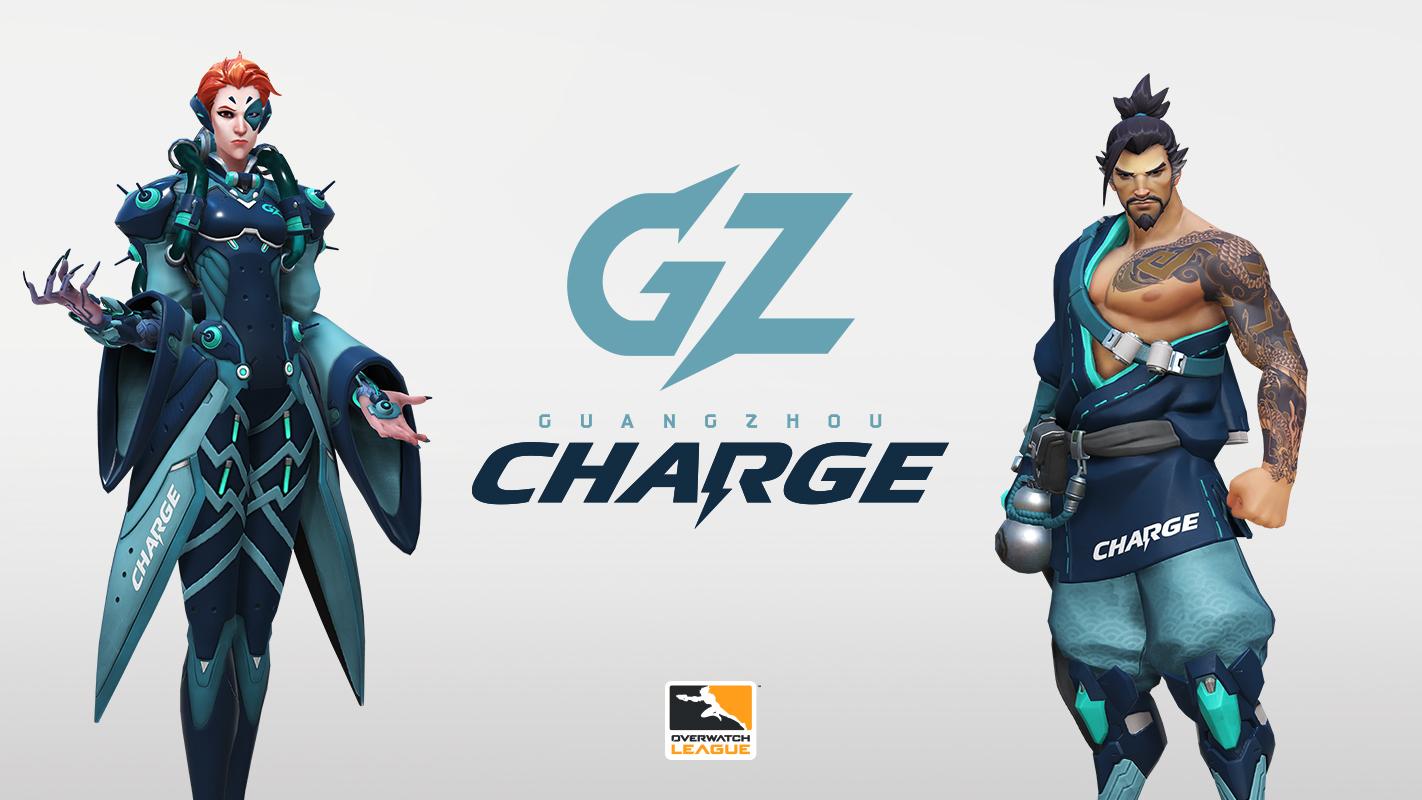 Guangzhou Charge de l'Overwatch League 2019