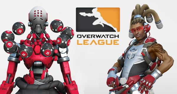 overwatch league 2019 : recapitulatif des noms, logos et skins des nouvelles equipes