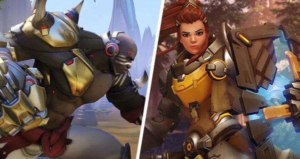 patch 1.31 overwatch : equilibrage pour les heros du jeu