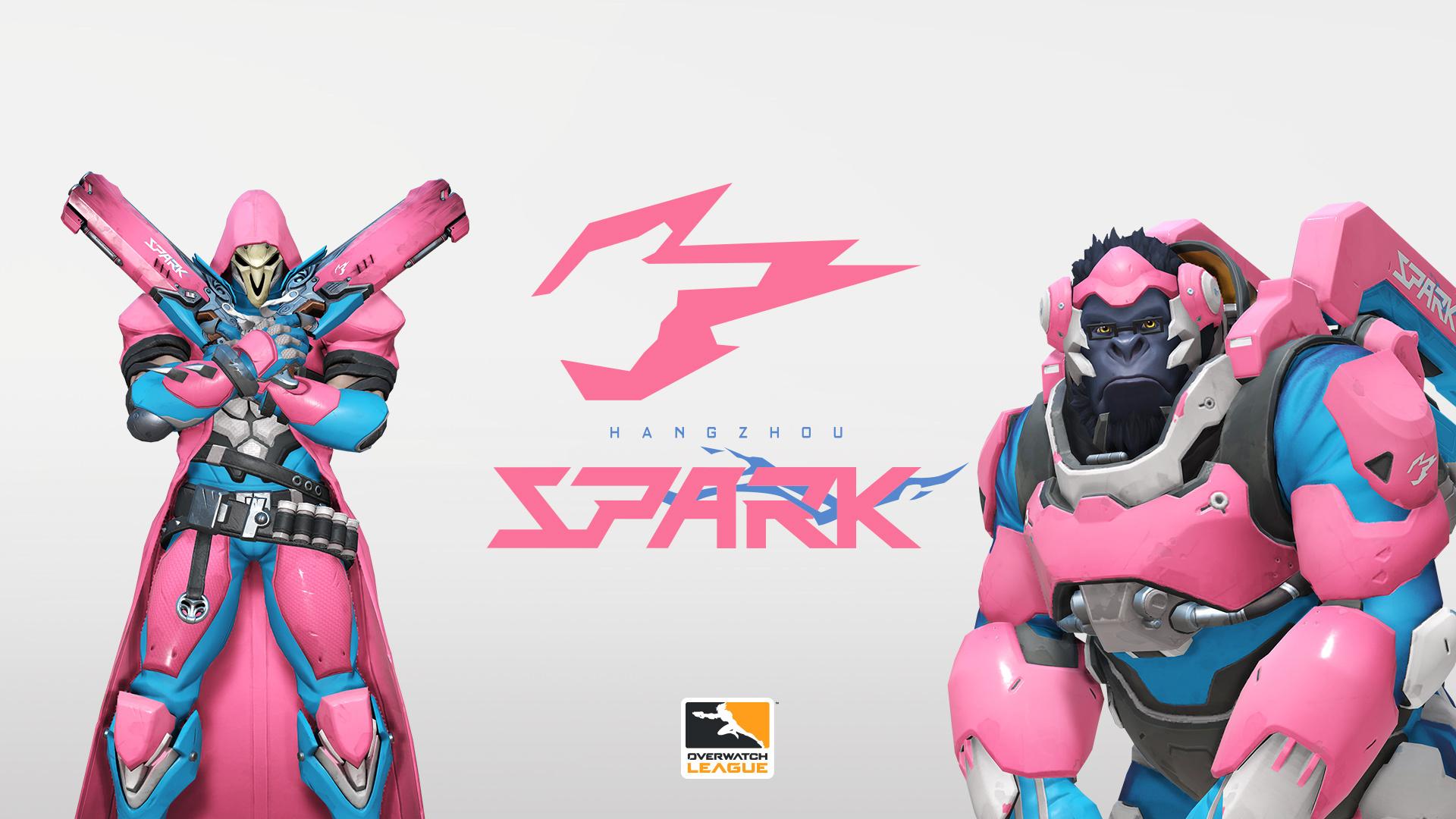 Hangzhou Spark la nouvelle équipe chinoise de l'Overwatch League 2019