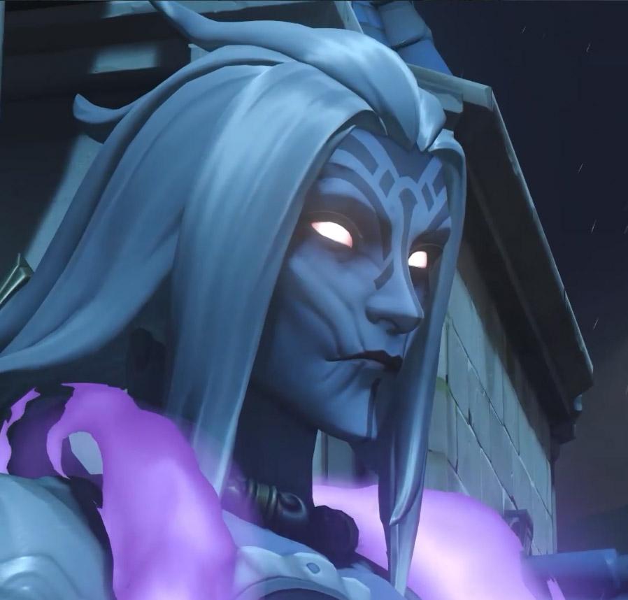 Halloween terrifiant Moira