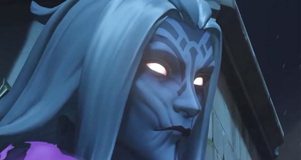 moira banshee : le nouveau skin legendaire d'un halloween terrifiant