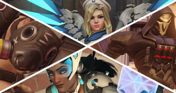 patch 1.30 : equilibrage des heros d'overwatch