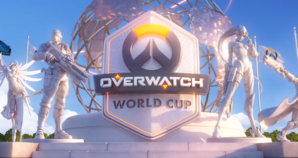 overwatch world cup : les rencontres a la blizzcon
