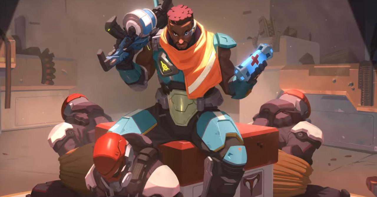Prochain héros d'Overwatch : Baptiste