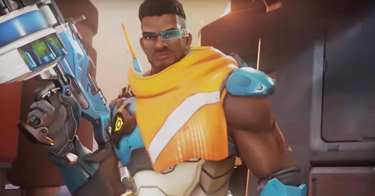 Baptiste d'Overwatch, le nouveau héros