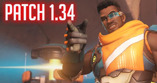 patch 1.34 : nouveau heros, armure et equilibrage des heros
