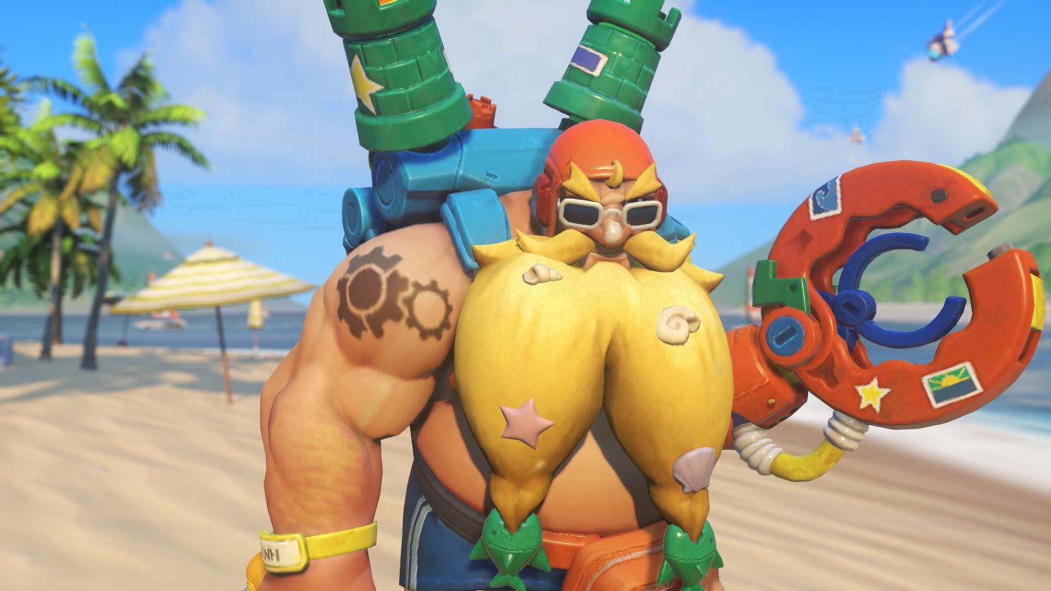 Les Jeux d'été dans Overwatch du 16 juillet au 5 août 2019