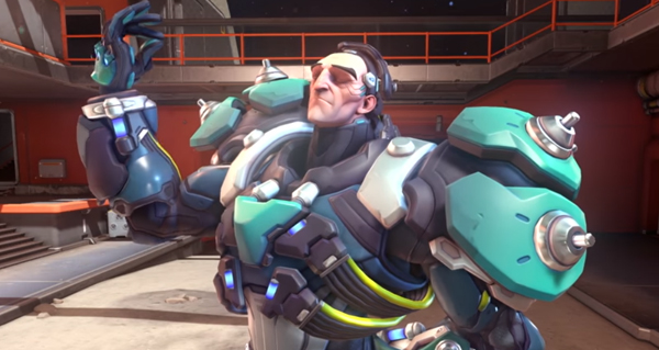 nouveau heros overwatch : presentation de sigma en video