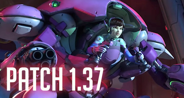 patch 1.37 : equilibrage, challenge baptiste et replay