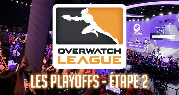 overwatch league : les playoffs du 10 au 12 mai 2019
