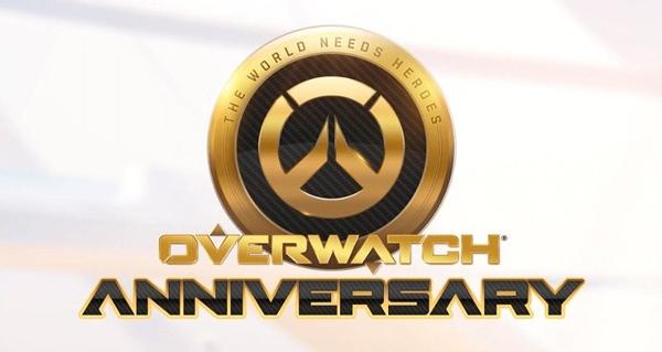 anniversaire overwatch : les festivites debutent le 21 mai 2019 !