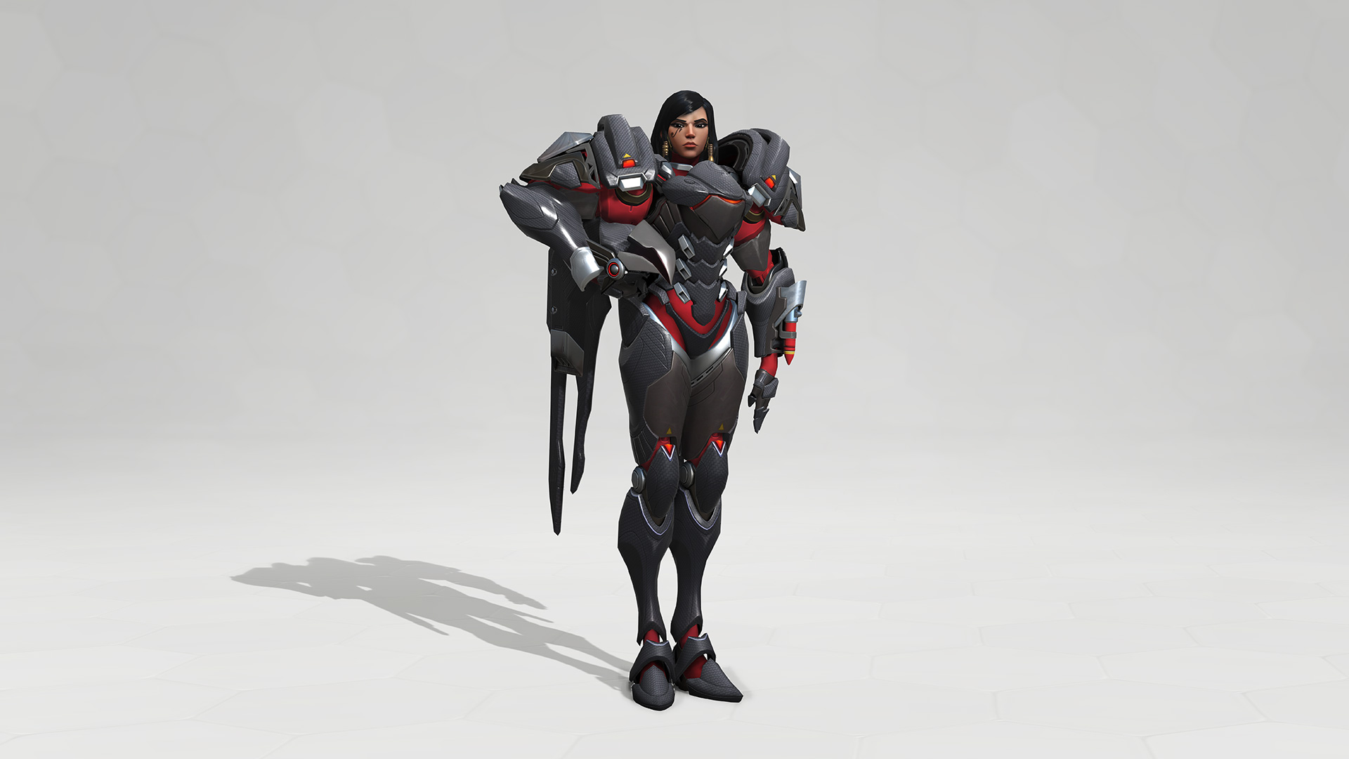Skin épique Carbone Pharah (2019)