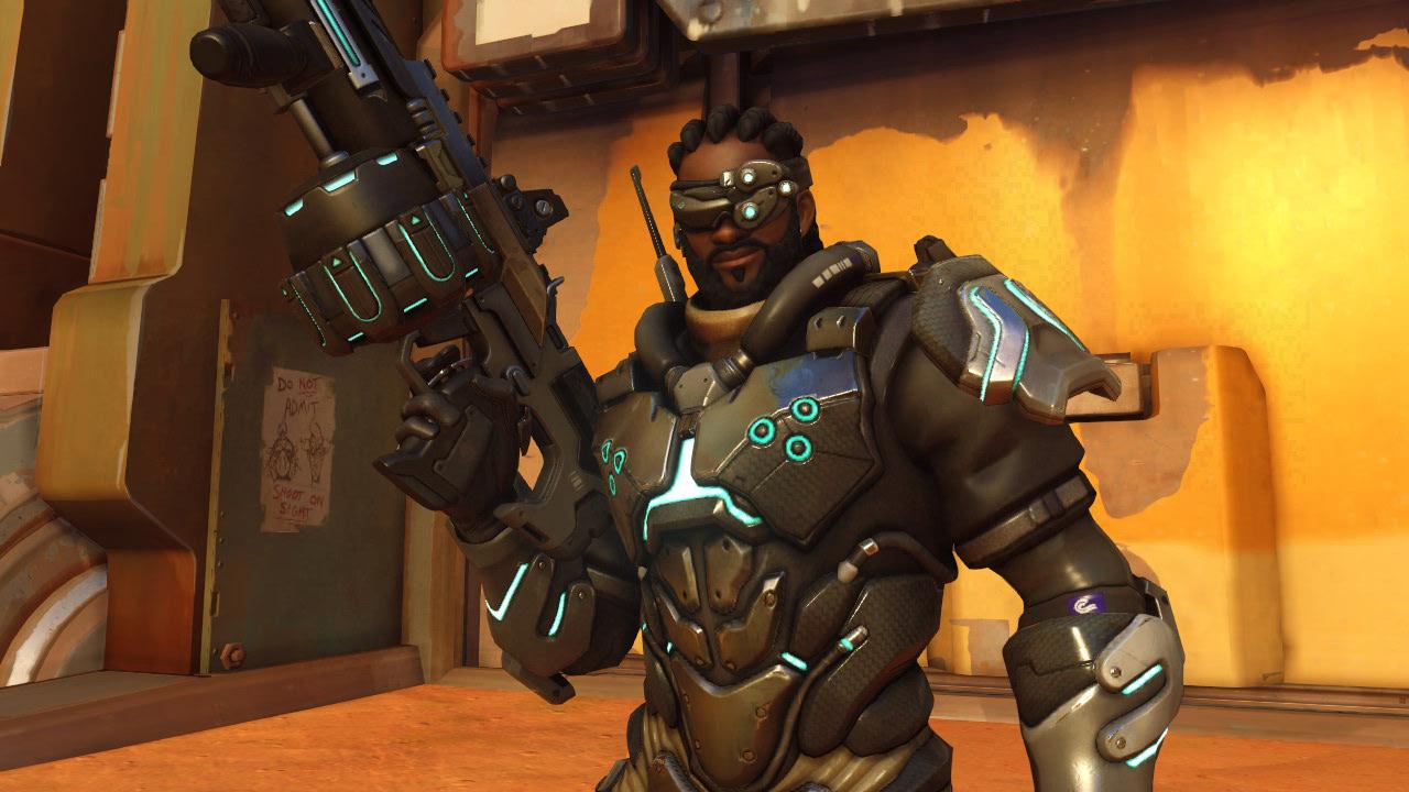 10 nouveaux skins pour le héros Baptiste d'Overwatch