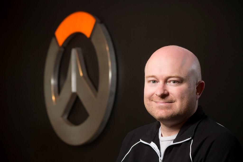 Geoff Goodman développeur pour Overwatch