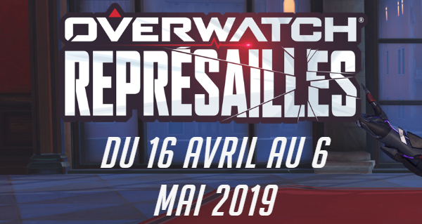 archives d'overwatch : blizzard annonce l'arrivee de l'evenement le 16 avril 2019