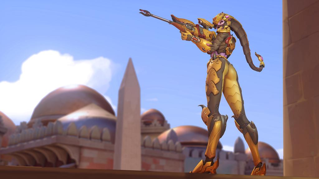 Skin légendaire : Fatale Scorpion