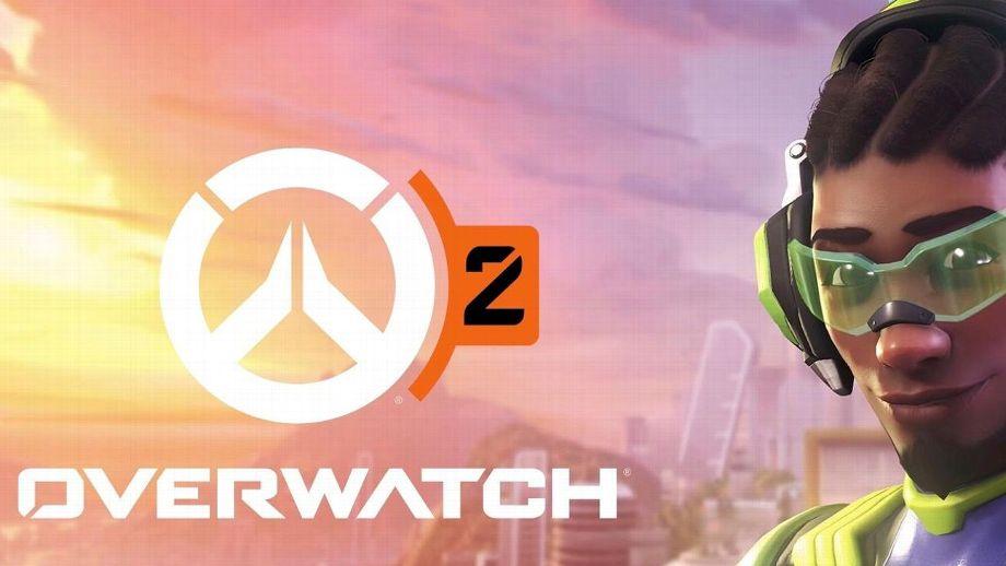 Leak pour Overwatch 2 mettant en avant le logo et Tracer