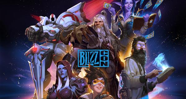 blizzcon 2019 : l'affiche officielle devoilee pour l'evenement annuel de blizzard