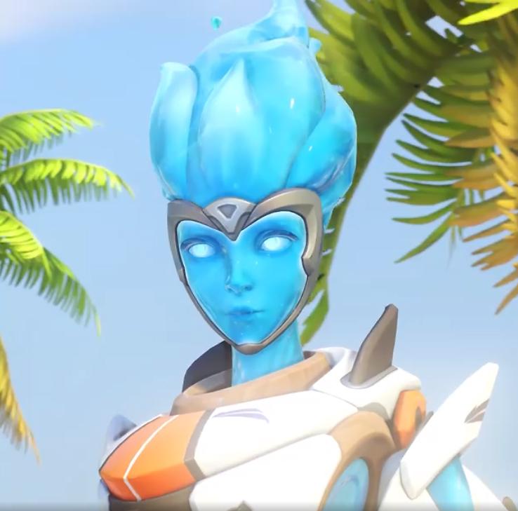 Jeux d'été 2020 : skin légendaire Écho