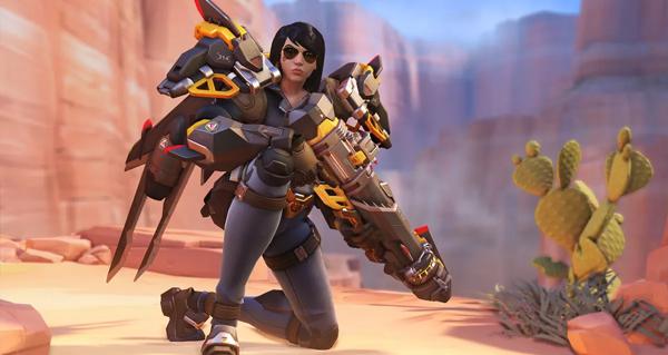 equilibrage overwatch : modifications pour 5 heros du jeu