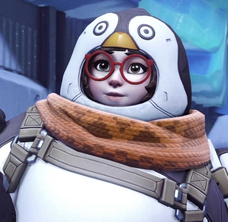 Skin pingouin pour Mei (2020)