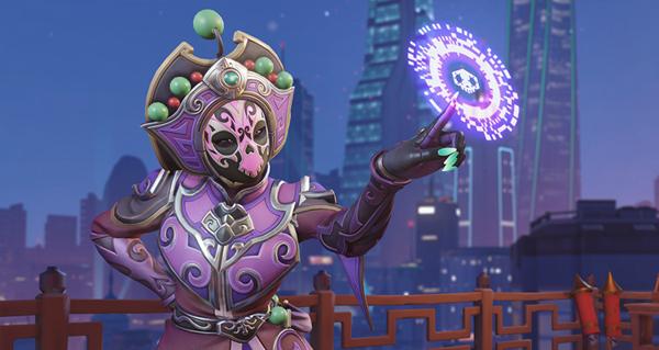 nouvel an lunaire overwatch : les nouveaux skins de l'edition 2020