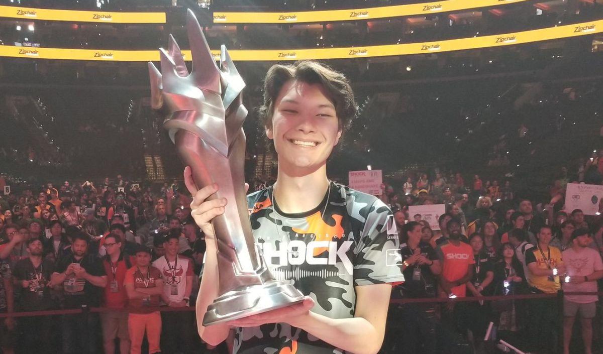 Sinatraa élu MVP en 2019 a quitté l'Overwatch League pour se tourner vers Valorant