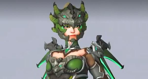 ange dragon : le skin legendaire anniversaire