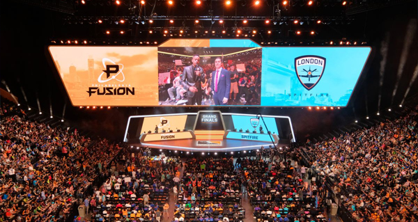 overwatch league : homestand du 11 au 12 avril a paris annule