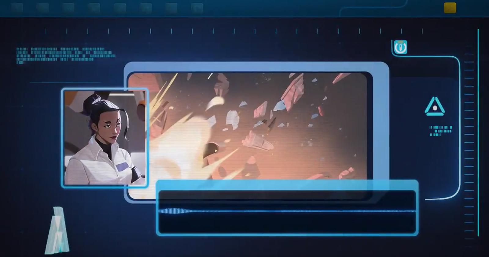 Teasing Overwatch : un message du Dr Mina Liao