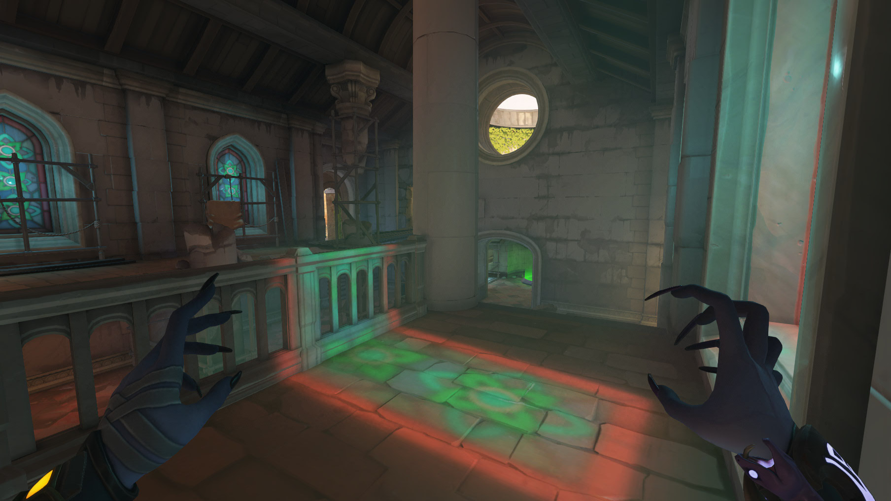Nouvelle map Deathmatch Overwatch