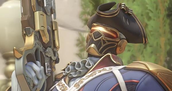 archives d'overwatch : skin evenementiel pour soldat 76