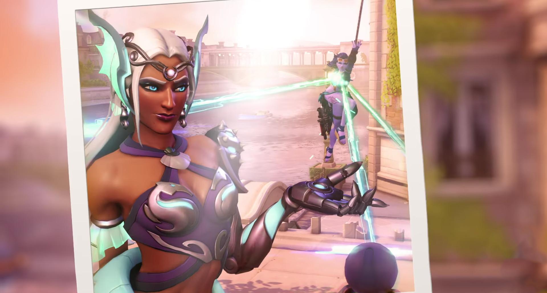 Jeux d'été 2021 : Skin Symmetra
