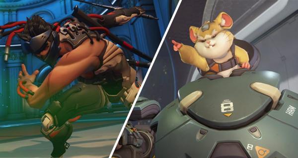 equilibrage overwatch : ajustements pour 6 heros du jeu