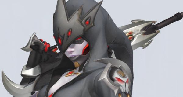 overwatch league : nouveau skin fatale, ange de la mort