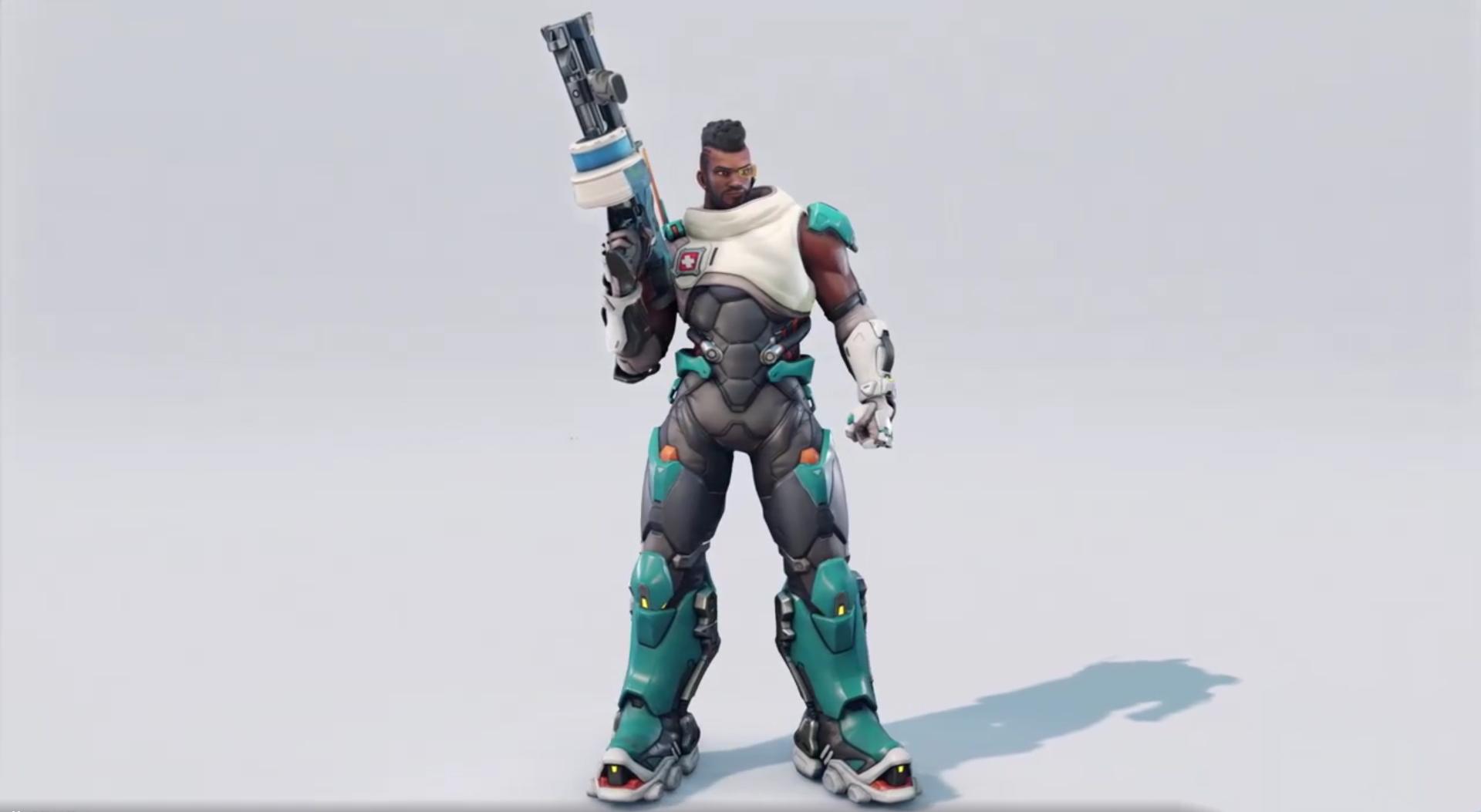 Baptiste dans Overwatch 2