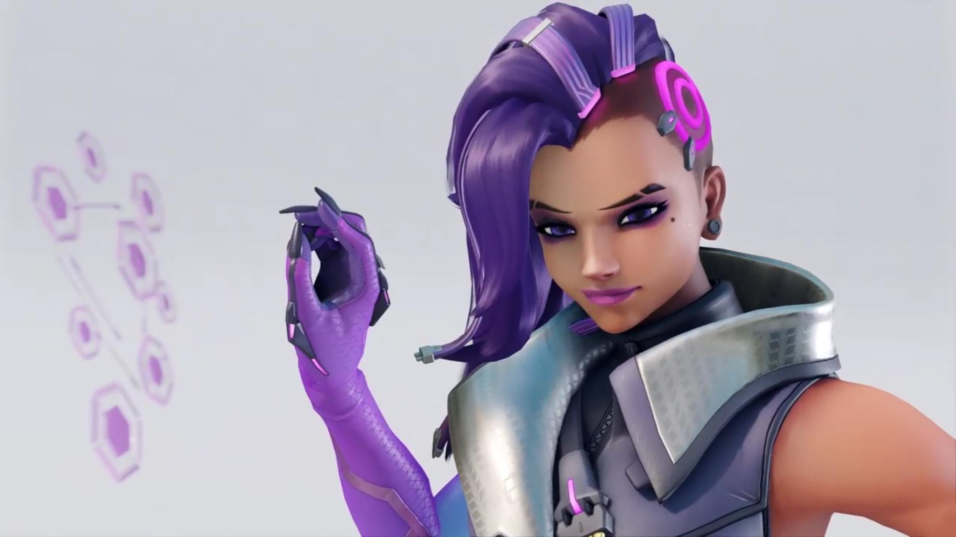 Sombra dans Overwatch 2